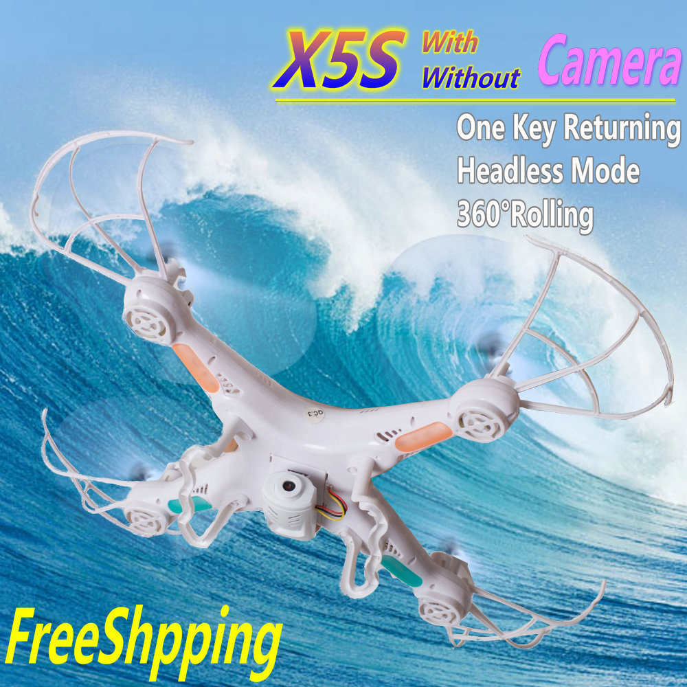 Topstar X5S X5-1 X5C-1 RC Drone 2.4G 4CH 6Axis Quadcopter Remote Control Helicopter With or without Camera better than Syma X5C(China (Mainland))