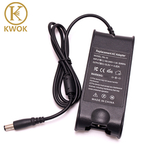 19.5V 4.62A For dell PA-10 AC Laptop Adapter Power Supply AD-90195D PA-1900-01D3 DF266 M20 M60 M65 M70 7.4x5.0mm High Quality(China)