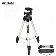 Best Selling Camera Tripod,High Quality Professional Camera Tripod.Traveler Tripod,Telescope Tripod For DSLR Cameras(China)