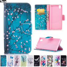 Buy Flip Case Sony Xperia L1 LTE G 3312 3311 3313 Case Phone Leather Cover Sony Xperia L 1 XperiaL1 G3312 G3311 G3313 Cases for $4.30 in AliExpress store