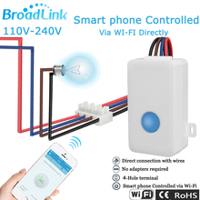Broadlink SC1,Smart Home Automation,Wireless Remote Controller,smart phone directly wifi control light Switch for iphone Android