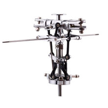 KDS 450Q helicopter parts CNC metal main rotor head assemble assembly For RC helicopter 1211-Q low shipping fee