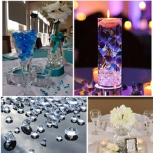 Wedding Decoration 1000PCS 4.5mm Acrylic Crystals Confetti Wedding Table Scatters Decoration Event Party Centerpiece