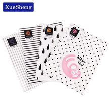 1PC Cartoon Document Bag Creative Stationery Data Book Students Envelope A4 Multilayer File Folder 20 40 Pages Pockets