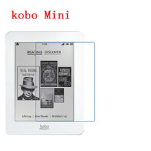 For kobo mini Electronic reader New functional type Anti-fall, impact resistance, nano TPU screen protection film(China)