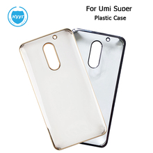 100% Original New Arrival for UMI Super Super Euro Hard Plastic Case Protector Back Cover for UMI Super Cell Phone Free Shipping