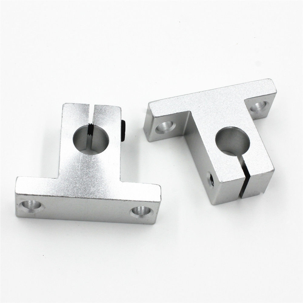 2pcs SK12 Linear Rail Vertical Bearings Shaft Guide Support Bracket 42x14x37.5mm<br><br>Aliexpress