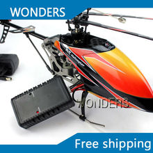 New Arrival Recommend Original Wltoys V912 Large 4CH 2.4ghz Radio System Single Blade RC Helicopter Toy(China)