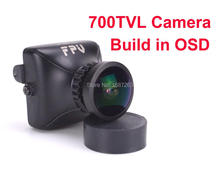 AirFPV FPV 1/3 CCD 700TVL 2.5mm / 2.1mm FOV 135 / 150 Degree FPV Camera Build in OSD PAL for FPV RC Drone Quadcopter