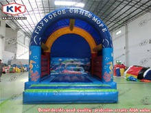 Inflatable Mini Bouncer For Family Party high quality inflatable bouncer for kindergarten Popular Baby Bouncer(China)