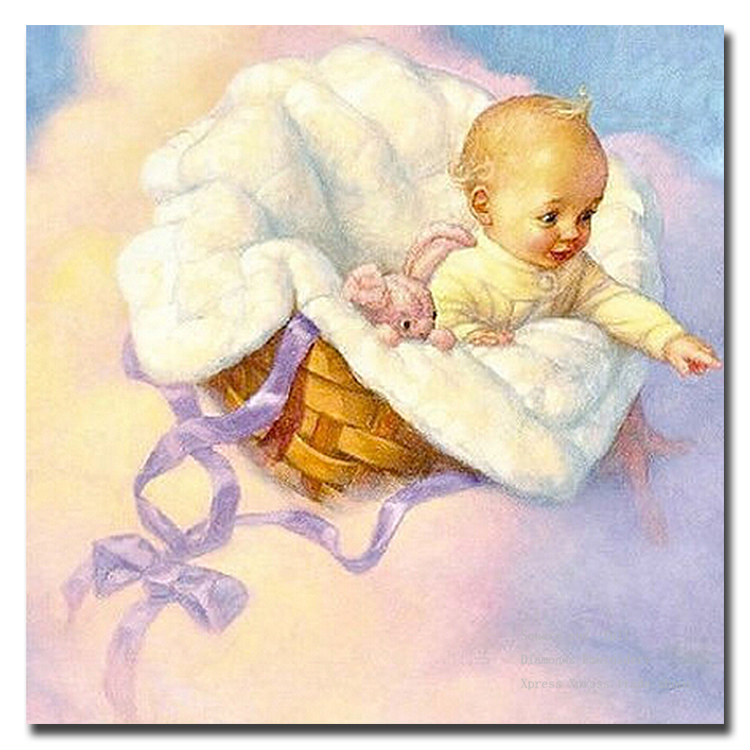 Открытка с новорожденной дети 618