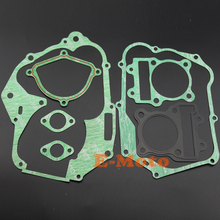 YX150 YX160 150cc 160cc Engine Gasket Kit For YX 150cc 160cc Dirt Pit Trail Motard Mini Cross Bike