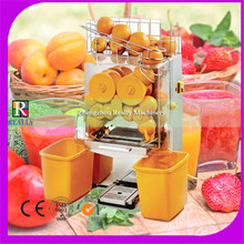 easy operation automatic electric sugar cane orange juicer machine fruit machine juicer(China)