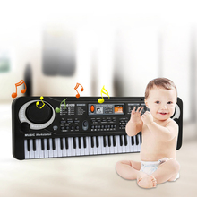 61 Keys Children Electric Piano Kids Musical Toys Electronic Keyboard Key Board Toy Piano Educational Toys For Kids