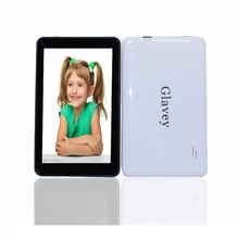 7 inch Tablet Android tablet pc Allwinner A20 Dual-core 1GB 16GB WIFI Bluetooth HDMI 1024x600 HD screen Camera play store Kidspc(China)