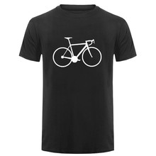 Newest Men's Funny Summer Men Clothing Race Road Biker Cycle Men T Shirt Great Quality Funny Man Cotton Tees(China)