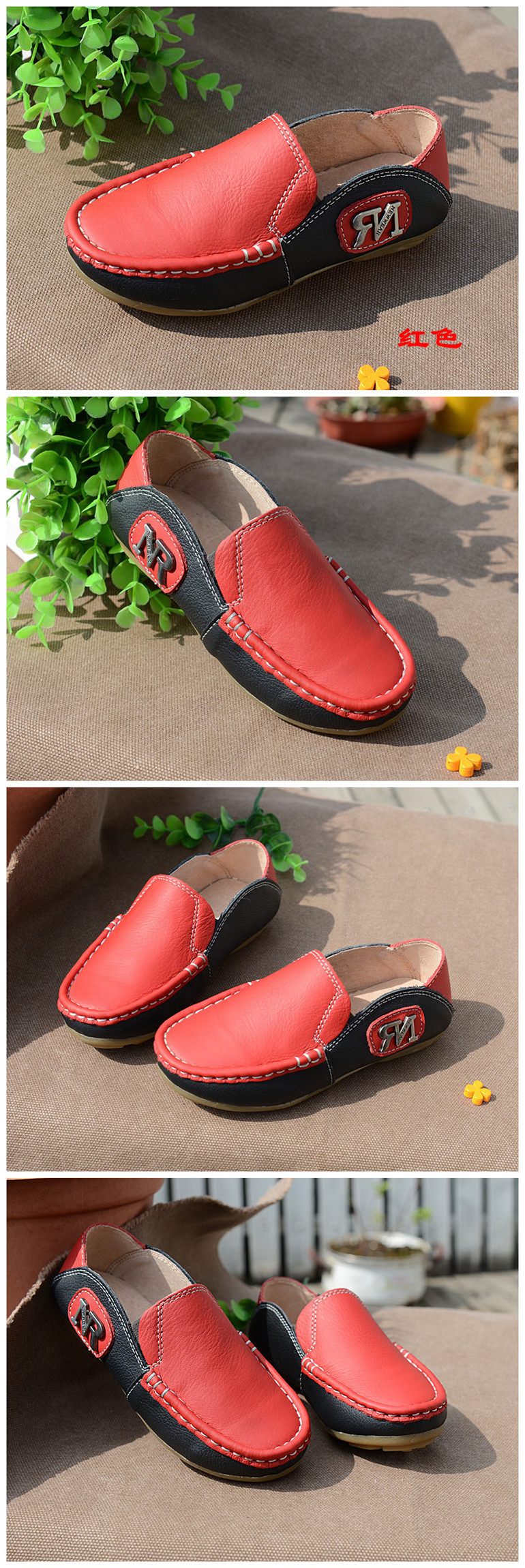 17 Kids new boys children's casual shoes baby boy high quality shoes for big boys kid comfort fashion sneakers shoes 3