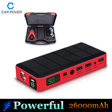 26000mAh Emergency Car Power Bank Car Jump Starter 12V Mini Portable Multifunctional Diesel Gasoline Car Battery Jumper Start