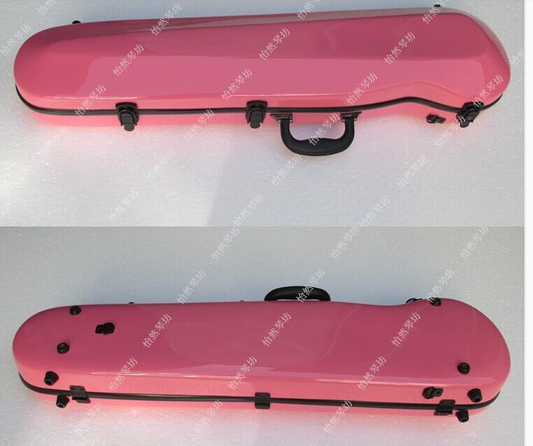 pink  color  New  Case  fro Erhu fiddle  Glass Fiber Light Durable Black White Blue Red    Erhu fiddle<br><br>Aliexpress