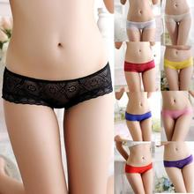 Buy MUQGEW Women Enchanting Briefs Lace Invisible Panties Thongs G-string Lingerie Underwear New Arrival Sexy Panties G-String
