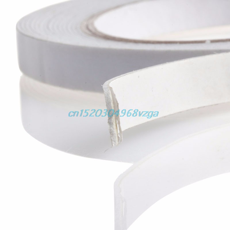 Double Sided Super Sticky Adhesive Foam Tape Tape Mounting Fixing Pad Elegant Tape 5M #H028#