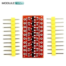 I2C IIC 8 Channel Logic Level Converter Module Bi-Directional Module For Arduino Step Up 3.3V To 5V