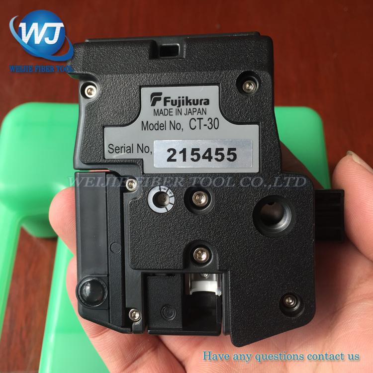 Fujikura Precision fiber cleaver CT-30 (5)