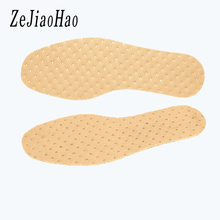 Women and men shoes scholls insoles shoe pad insoles for shoes foot massage insoles breathable boot insoles confort semelles(China)