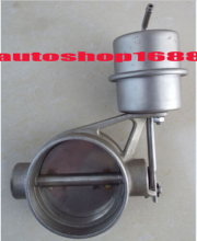 "Exhaust Control Valve with Vacuum 2"" inch 63mm Pipe Actuator wastegate(China)"