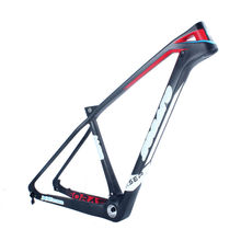 Buy 650B carbon mtb bike frame cheap price mountain bike 27.5er carbon frame BB92 tapered carbon bicycle frame for $358.00 in AliExpress store
