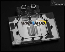 WinfMOD BYKSKI VGA / GPU Water Cooling Block for Reference nVIDIA GTX660 graphics cards ----- Acrylic Top