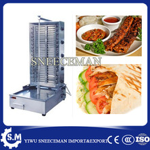 stainless steel Middle East Grill electric Shawarma Kebab Machine