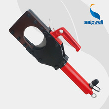 Saipwell CPC-100A Hydraulic Cable Cutter Split-unit Hydraulic Cable Cutting Tool 100mm max Tel Cable
