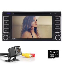 Quad Core Android 5.1.1 Car DVD Player Stereo For TOYOTA Hiace RAV4 Landcruiser PRADO Camry MR2 HILUX DVD/Bluetooth/Radio/Audio