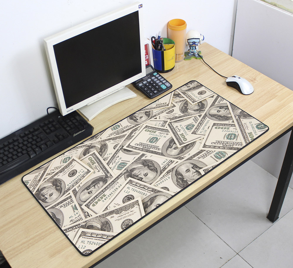 Custom Large mouse pad 700x400mm speed Keyboards Mat Rubber Gaming mousepad Desk Mat for game player Desktop PC Computer Laptop 5