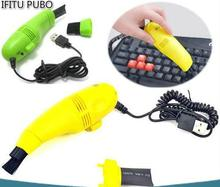 Computer Keyboard Vacuum Cleaner USB Vacuum Cleaner Mini Cleaner Computer Keyboard Cleaning airbrush window cleaner GYH(China)