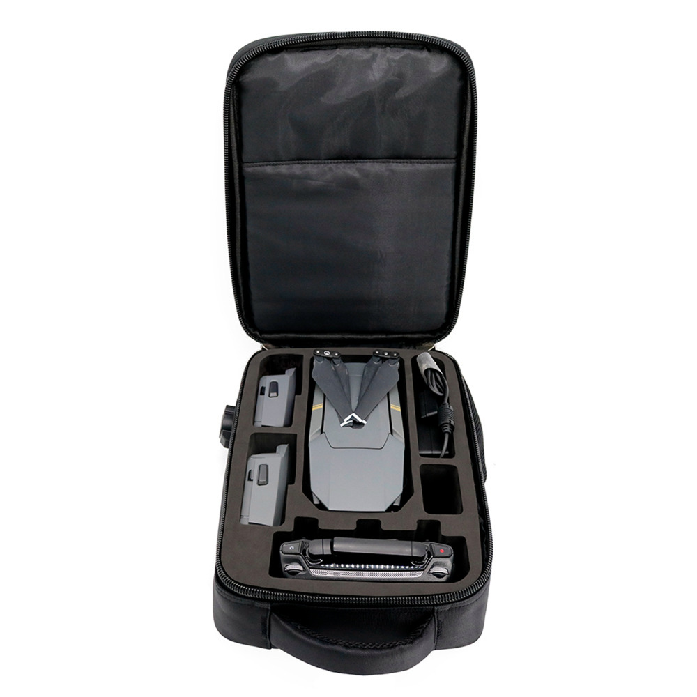 MASiKEN Travel Carrying Case Bag for DJI Mavic Pro Drone Accessory Storage Cases Shoulder Handbag Backpack Cover Pouch Box