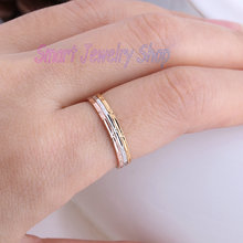 New Arrival R.A Hot Fashion Fine color Mixed Set Cheap Women Rings / Three Piece ring sets Totally Price Cheap(China)