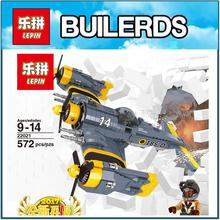 LEPIN 22021 Compatible The Beautiful Science Fiction Fighting Aircraft Building Blocks Policeman Toys For Children