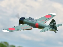 FMS 1100mm Zero A6M5 PNP and KIT  RC model,radio control model
