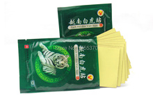 40Pcs Massage Patch Tiger Plasters Neck Muscle Relax Back Pain Chinese Medical Herbal Pain Relief Plaster Arthritis Acupuncture