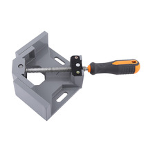 1 Pcs Frame Furniture Tool of 90 Degree Corner Right Angle Clamp Woodworking Clip Photo(China)