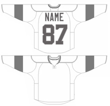 Custom 87# Hockey jersey