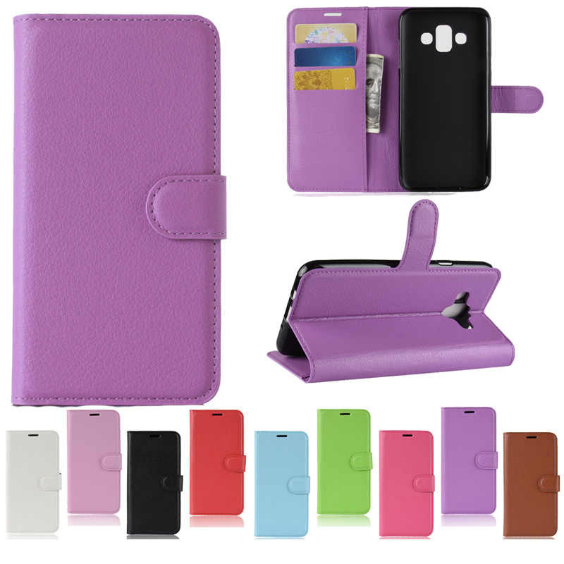PU Leather Wallet Case For Samsung Galaxy J1 Ace J2 mini On5 On7 Pro Prime 2016 C5 C7 E5 E7 Z3 G530 G850F G7106 i9082 S7562 G130