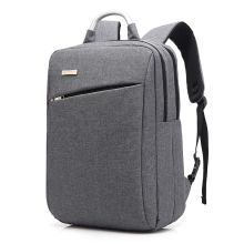 "15""15.4""15.6"" Inch Canvas Laptop Backpacks Shoulder Bags for Macbook Dell Lenovo HP ASUS ACER for Samsung 15"" laptop(China)"