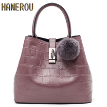 Women Big PU Leather Shoulder Bag Fashion Ladies Sac A Main Autumn Handbags High Quality Factory Direct Valentine Tote Bag