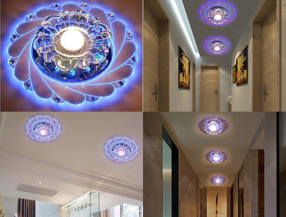 New Modern Crystal LED Saving Efficient Ceiling Blue flower  Light Superior Lamp Fixture Fashion Chandelier<br><br>Aliexpress