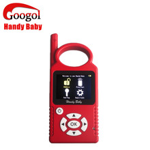 V6.1.0 Handy Baby Hand-held Car Key Copy Key Programmer for 4D/46/48 Chips 4D Key Programmer ID48 Instead of 468 KEY PRO III