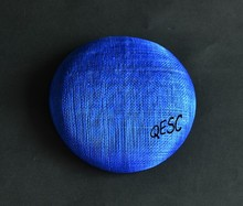 NEW Royal blue 14CM sinamay base for hair accessory fascinator.