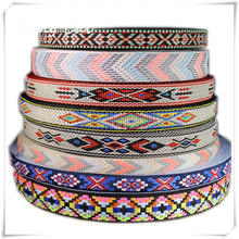 10yards/lot National jacquard webbing High-end bags decorative belt Summer sandals woven belt Wide-brimmed straw hat DIY(China)